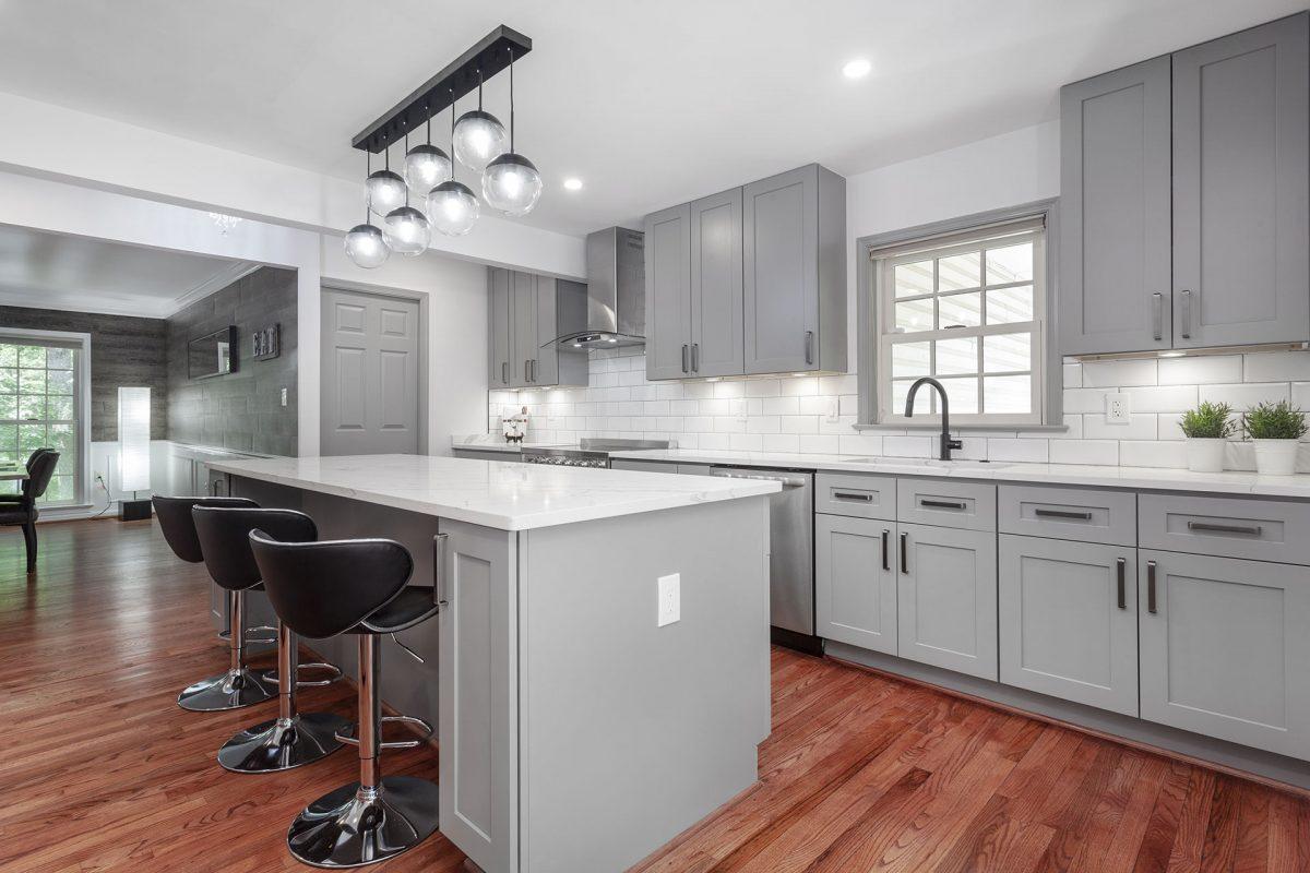 J&K Cabinetry Kitchen Cabinets