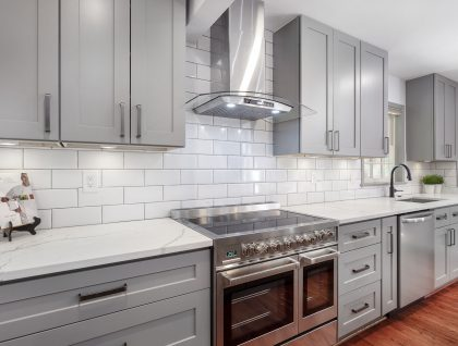 Kitchen Backsplash – Ceramic Tiles
