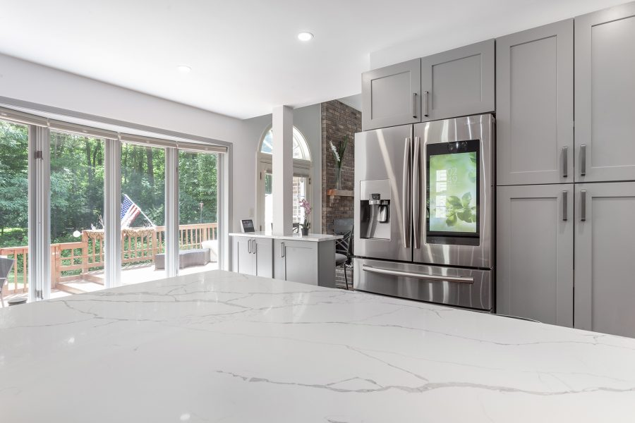 MSI Q Quartz Kitchen Countertop