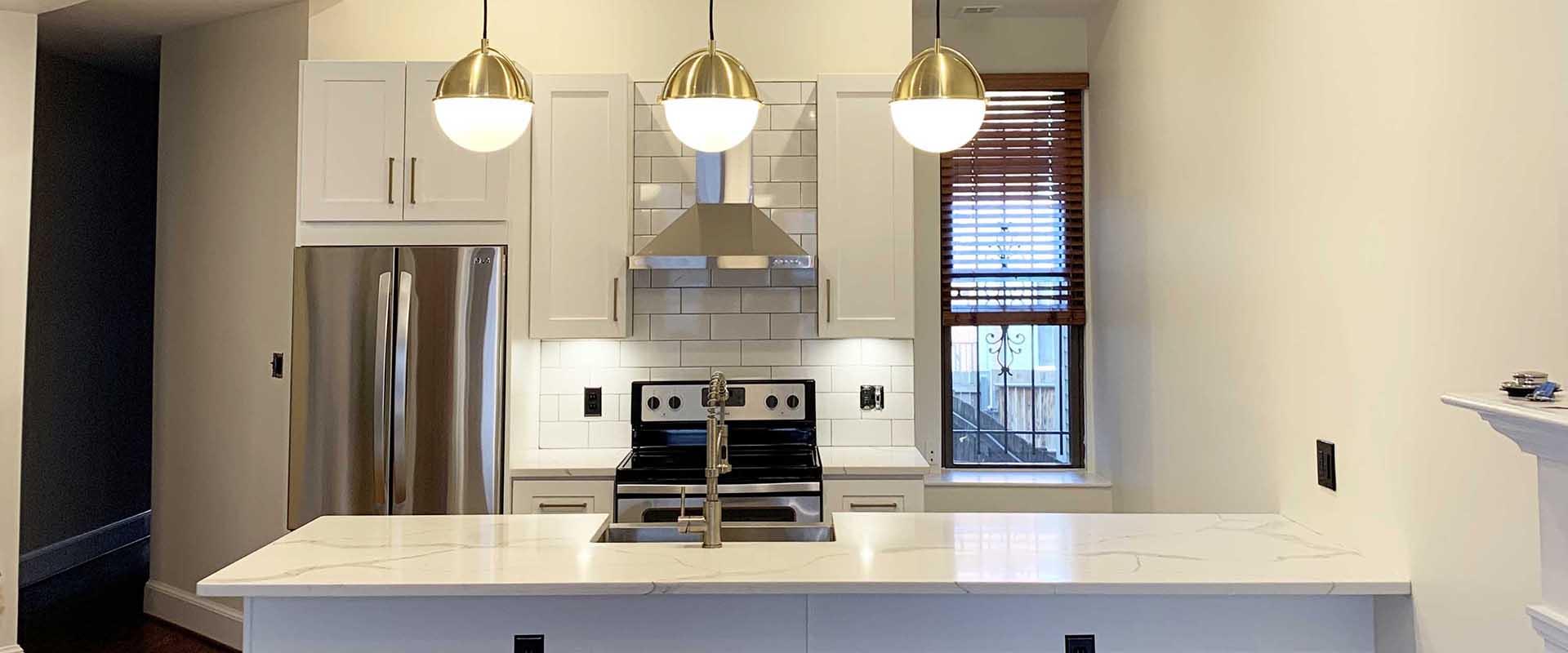 Kitchen in Washington, DC