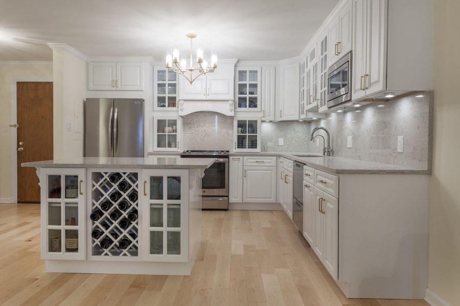 Open Concept Kitchen Design