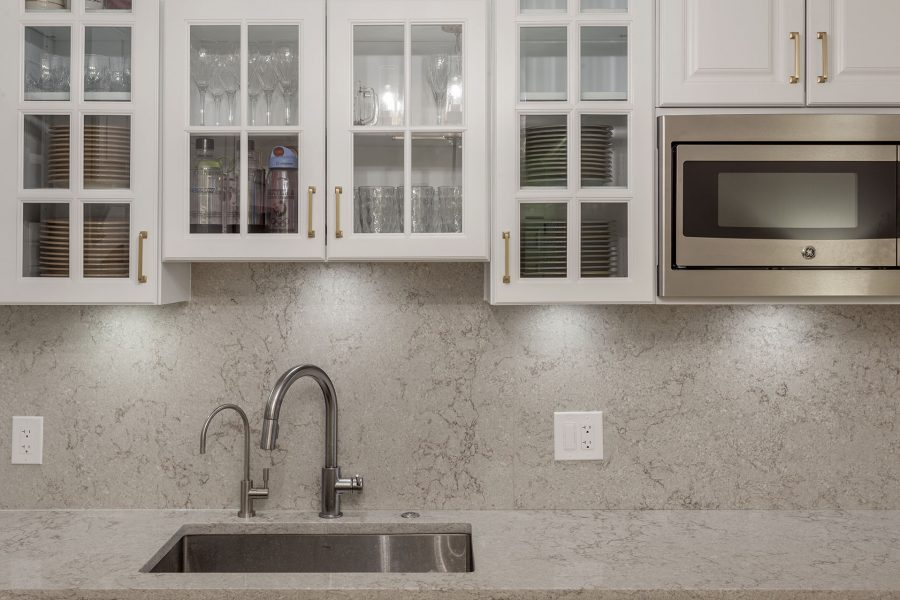 Mullion Glass Door Cabinets