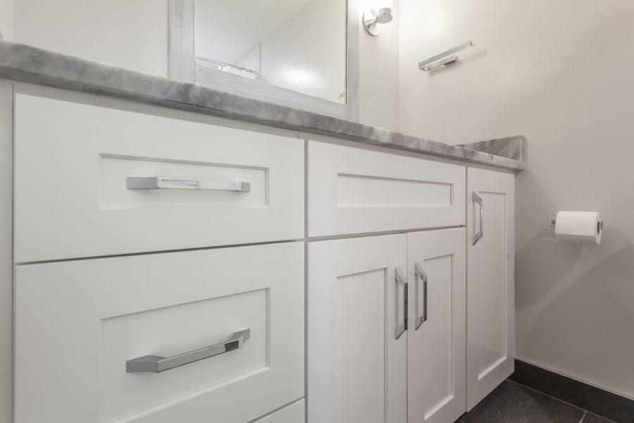 J&K Cabinetry Bathroom Vanity