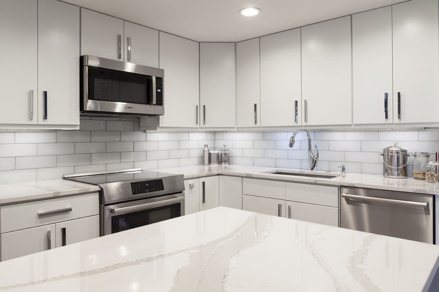 MSI Quartz Kitchen Countertop