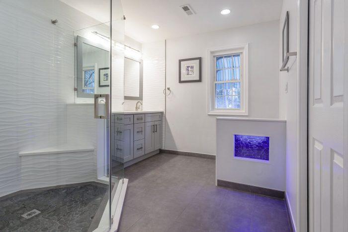 Master Bathroom in Vienna, VA