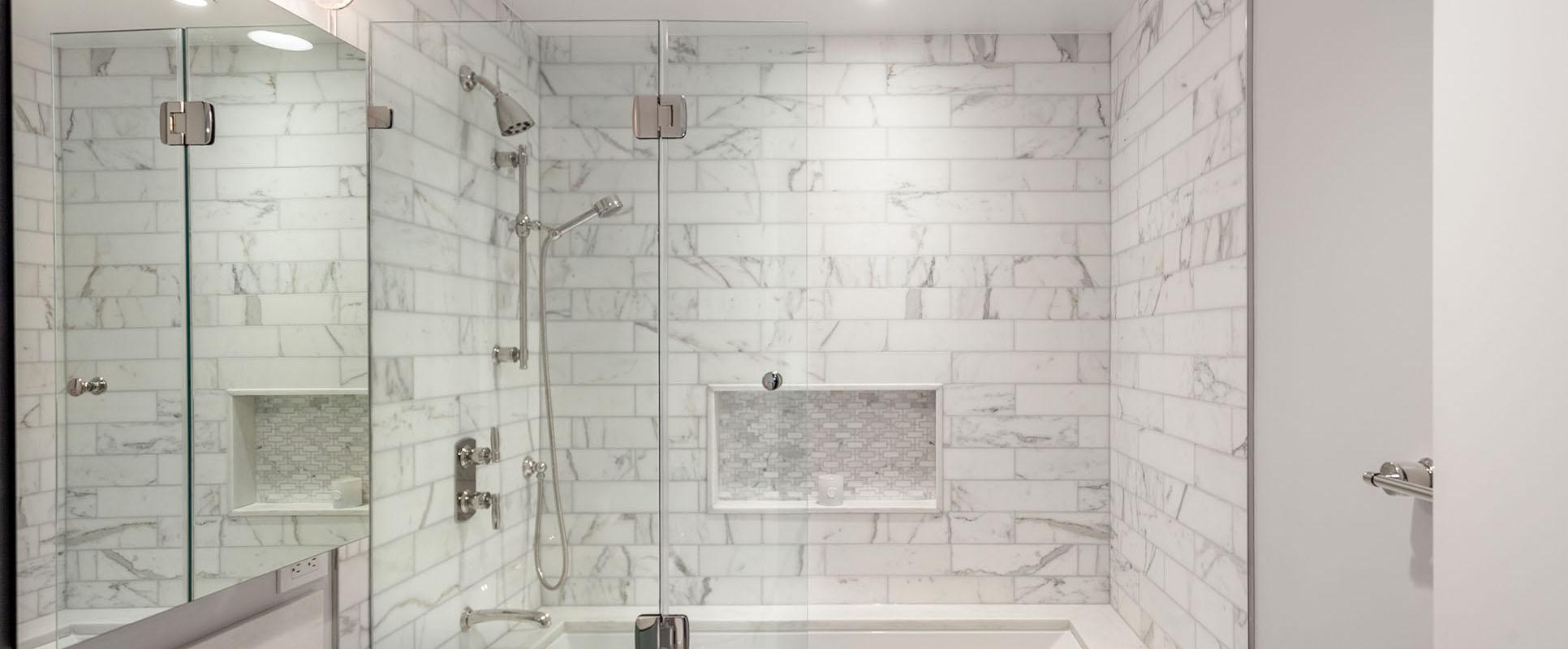 Bathroom in Washington, DC