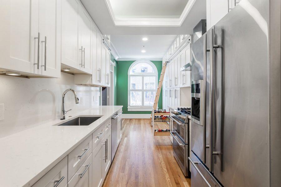 Kitchen in Alexandria, VA