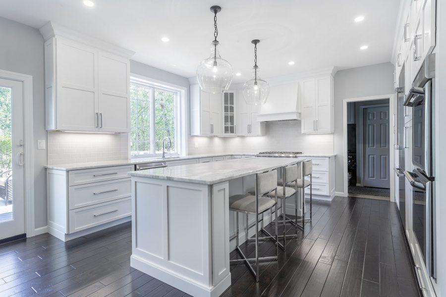 Open Kitchen Configuration