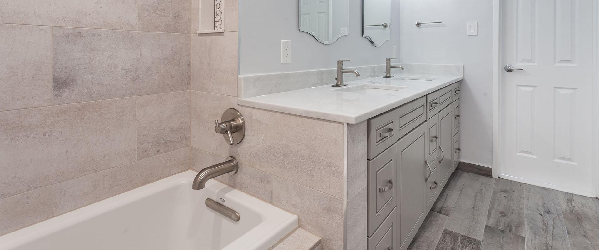 Master Bathroom in Washington, DC