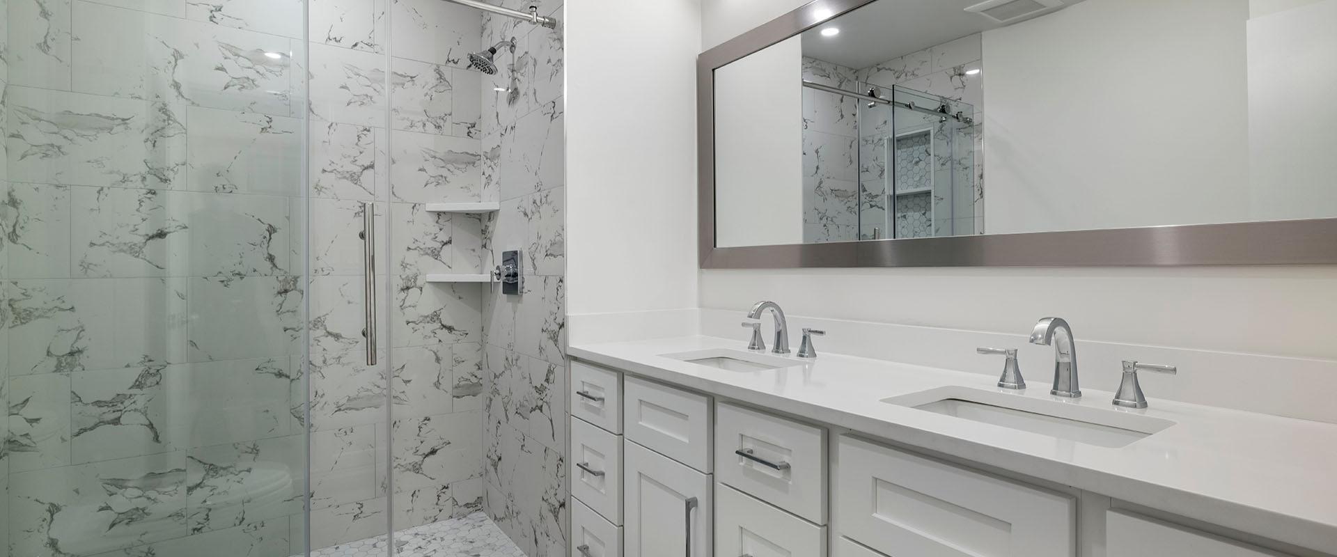 Bathroom Remodel in Reston, VA