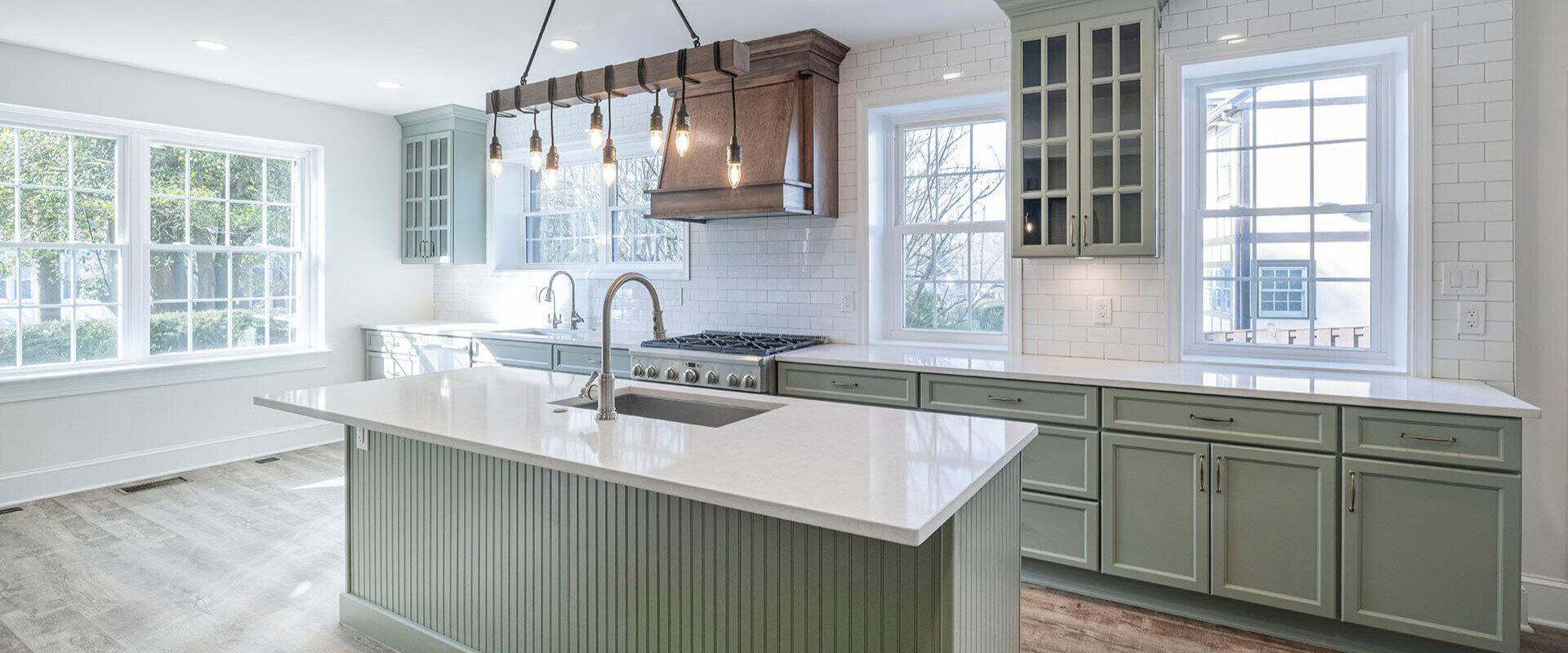 Kitchen Remodeling in Washington, D.C.